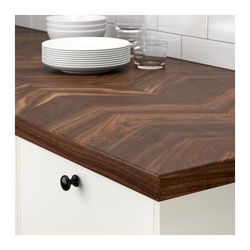 BARKABODA - 櫃台板, 胡桃木 | IKEA 香港及澳門 - PH136843_S4