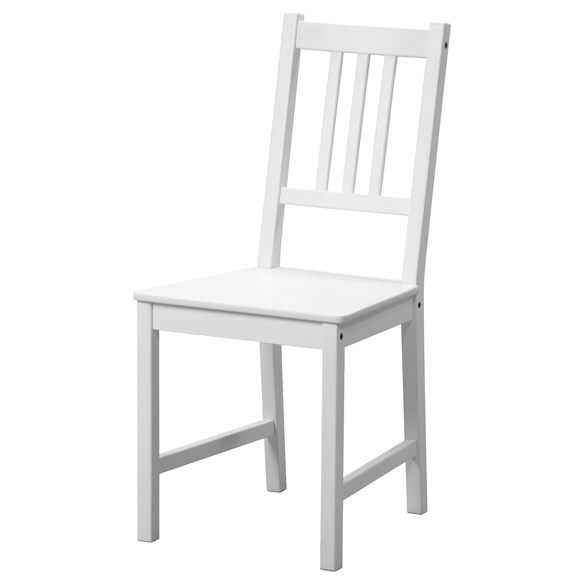 STEFAN, chair, white