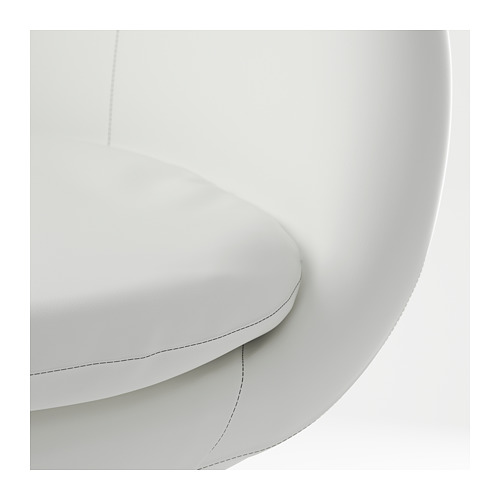 SKRUVSTA - swivel chair, Ysane white | IKEA Hong Kong and Macau - PE709347_S4