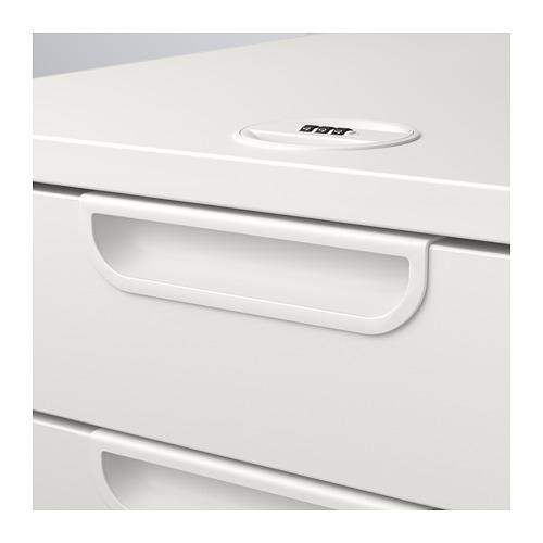 GALANT - 活動抽屜組合, 白色 | IKEA 香港及澳門 - PE709407_S4