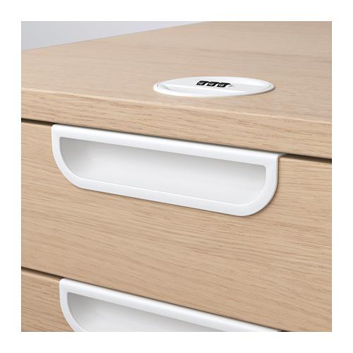 GALANT - 活動抽屜組合, 染白橡木飾面 | IKEA 香港及澳門 - PE709411_S4