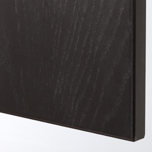 PAX/FORSAND/VIKEDAL - wardrobe combination, black-brown/mirror glass | IKEA Hong Kong and Macau - PE718964_S4