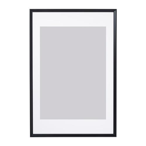 KNOPPÄNG - 畫框, 黑色 | IKEA 香港及澳門 - PE748998_S4