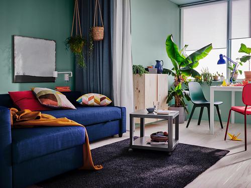 SPORUP - rug, low pile, black | IKEA Hong Kong and Macau - PH172069_S4