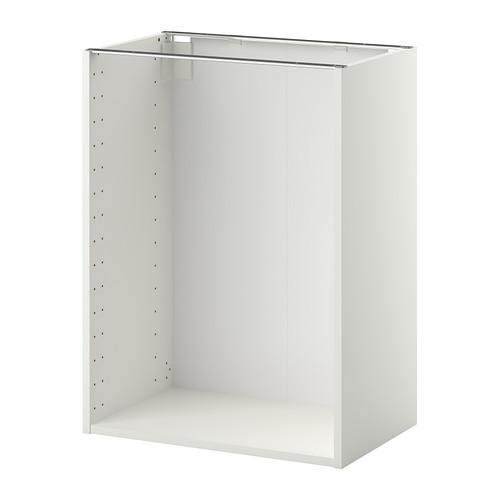 METOD - base cabinet frame, white | IKEA Hong Kong and Macau - PE314810_S4