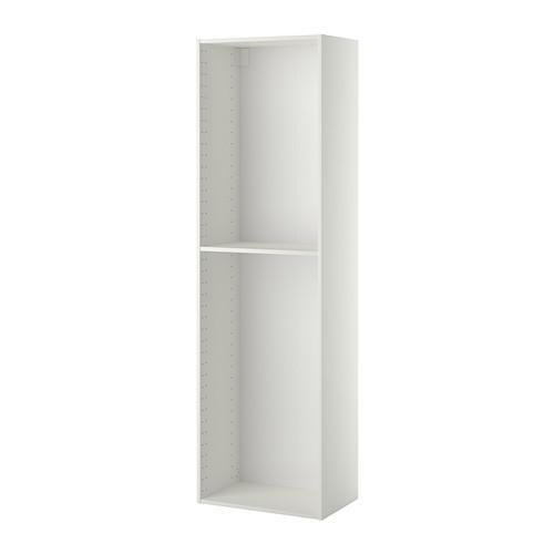 METOD - high cabinet frame, white   IKEA Hong Kong and Macau - PE314954_S4