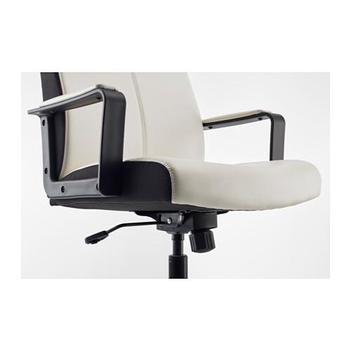 MILLBERGET - swivel chair, Kimstad white   IKEA Hong Kong and Macau - PE604419_S4