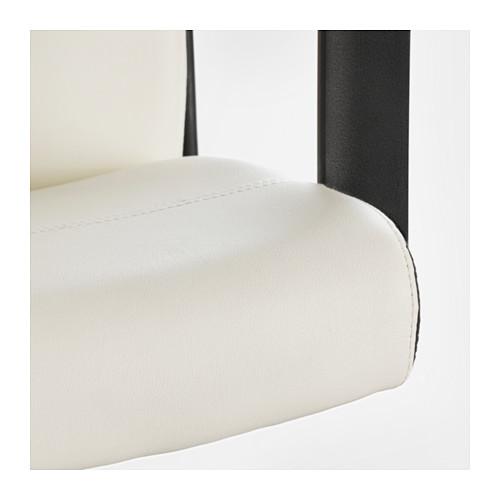 MILLBERGET - swivel chair, Kimstad white   IKEA Hong Kong and Macau - PE604422_S4
