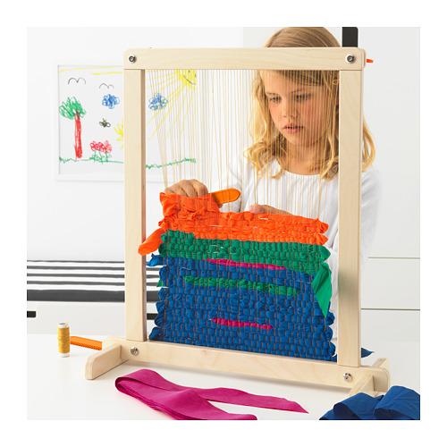 LUSTIGT - 玩具織布機,7件套裝 | IKEA 香港及澳門 - PE709546_S4