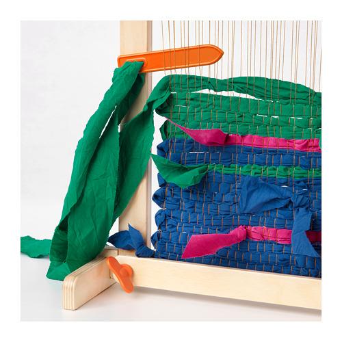 LUSTIGT - 玩具織布機,7件套裝 | IKEA 香港及澳門 - PE709548_S4