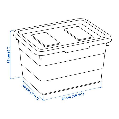 SOCKERBIT 連蓋箱