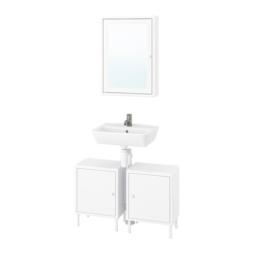 TYNGEN/DYNAN bathroom furniture, set of 5