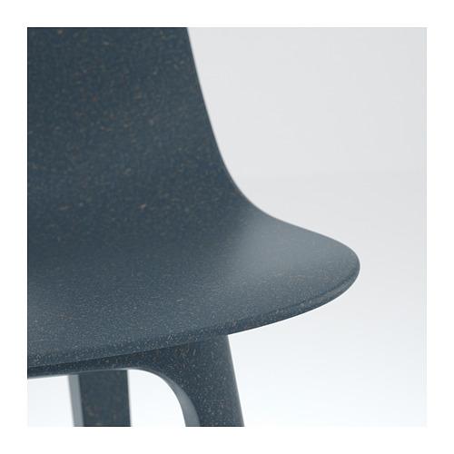 ODGER/EKEDALEN - 一檯四椅, 橡木/藍色 | IKEA 香港及澳門 - PE709668_S4