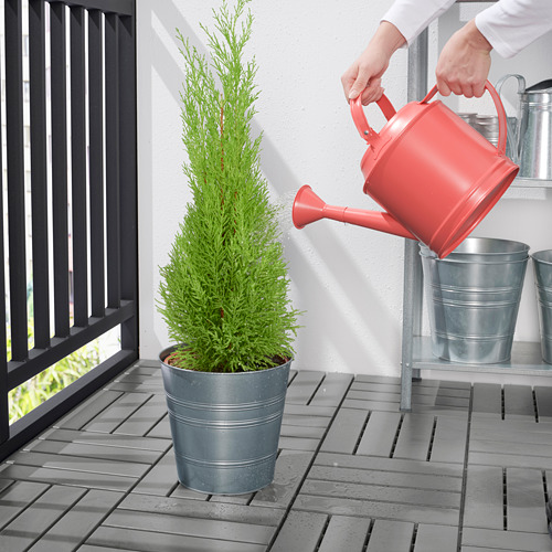 SOCKER - 澆水壺, 室內/戶外用 橙粉紅色   IKEA 香港及澳門 - PE804920_S4
