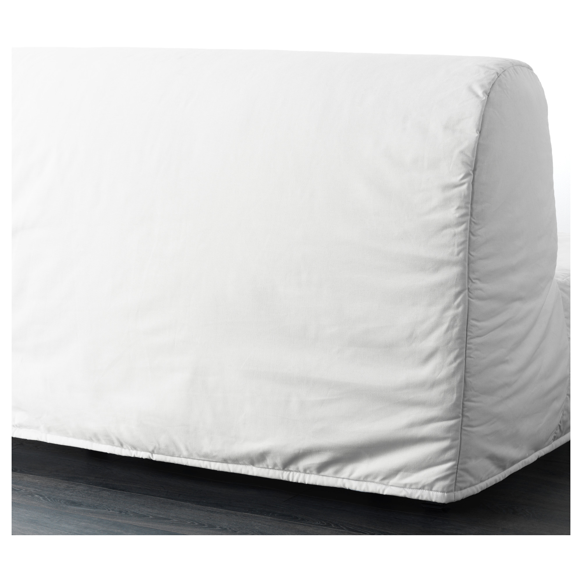 - LYCKSELE LÖVÅS - Two-seat Sofa-bed, Ransta White IKEA Hong Kong