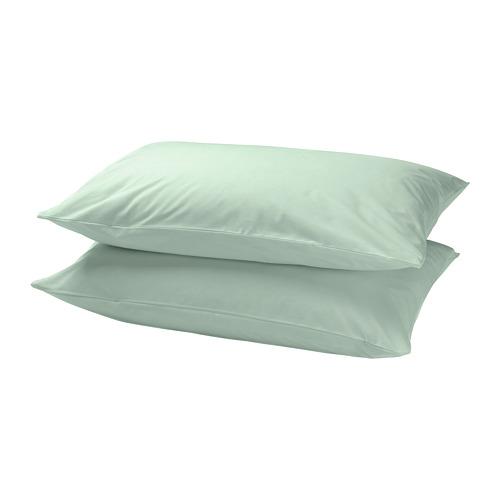DVALA - 枕袋, 淺綠色 | IKEA 香港及澳門 - PE749187_S4
