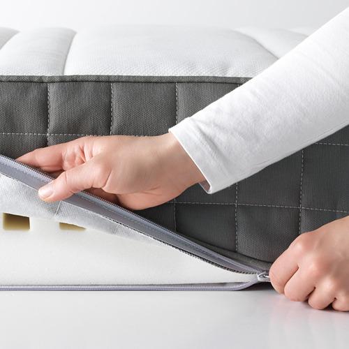 MORGEDAL - 特大雙人乳膠床褥, 高度承托 | IKEA 香港及澳門 - PE555000_S4