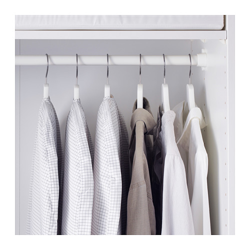STUK - 衣物套,3件套裝, 白色/灰色 | IKEA 香港及澳門 - PE709744_S4