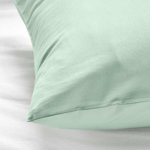 DVALA - 枕袋, 淺綠色 | IKEA 香港及澳門 - PE749181_S4