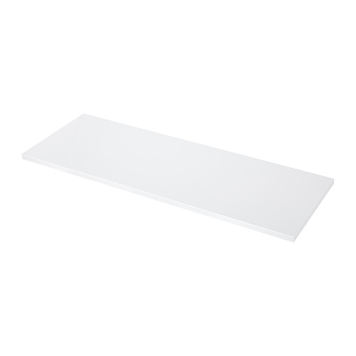 LAXNE - 訂造檯面, 白色 亞加力膠 | IKEA 香港及澳門 - PE661192_S4