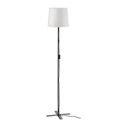 BARLAST - 座地燈, 黑色/白色 | IKEA 香港及澳門 - PE805130_S4