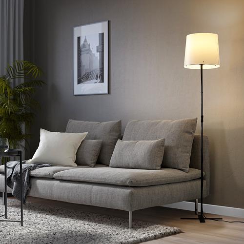 BARLAST - 座地燈, 黑色/白色 | IKEA 香港及澳門 - PE805131_S4