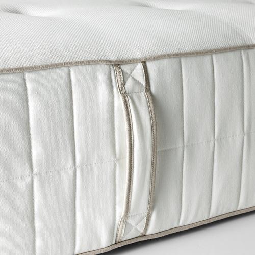 HOKKÅSEN pocket sprung mattress, extra firm, king