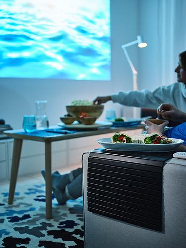RÖDEBY - 扶手墊, 黑色 | IKEA 香港及澳門 - PH179655_S4