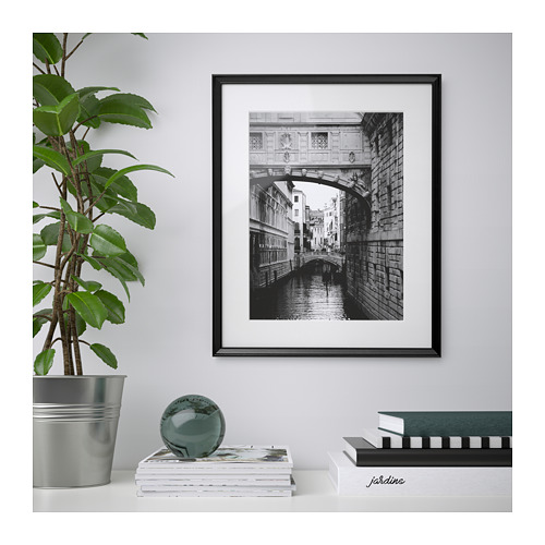 KNOPPÄNG - 畫框, 黑色   IKEA 香港及澳門 - PE661081_S4