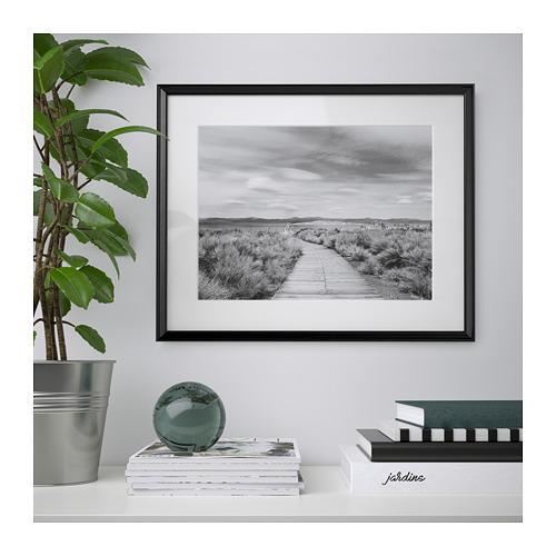 KNOPPÄNG - 畫框, 黑色   IKEA 香港及澳門 - PE661082_S4