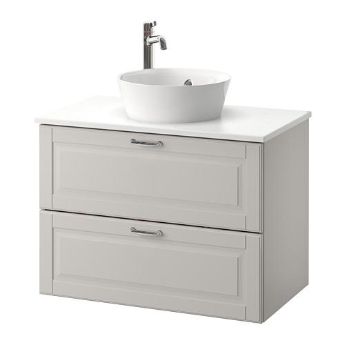 KATTEVIK/GODMORGON/TOLKEN - 洗手盆櫃連櫃台板及洗手盆 | IKEA 香港及澳門 - PE661132_S4