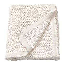 GULSPARV - 嬰兒暖氈, 白色 | IKEA 香港及澳門 - PE710079_S3