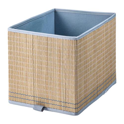 EXTRAKNÄCK - 貯物籃, 海草/灰藍色   IKEA 香港及澳門 - PE805173_S4