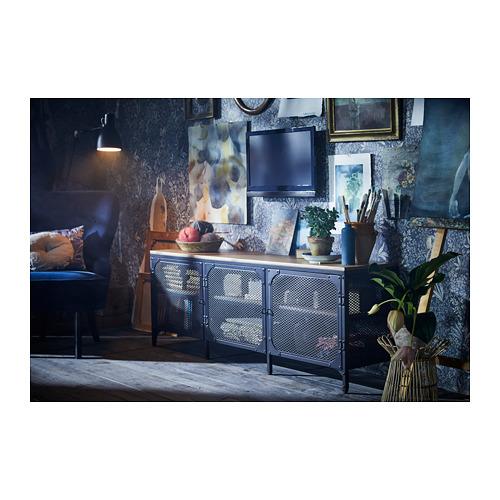 FJÄLLBO - 電視几, 黑色   IKEA 香港及澳門 - PH150571_S4