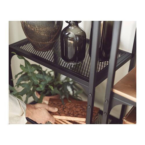 FJÄLLBO - shelving unit, black | IKEA Hong Kong and Macau - PH150620_S4