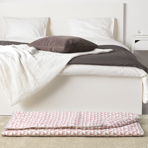 LURVIG - 寵物被舖, 粉紅色/三角形 | IKEA 香港及澳門 - PE749470_S4