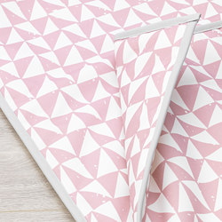 LURVIG - 寵物被舖, 粉紅色/三角形 | IKEA 香港及澳門 - PE749472_S3