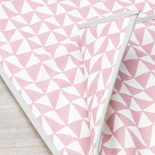 LURVIG - 寵物被舖, 粉紅色/三角形 | IKEA 香港及澳門 - PE749472_S4