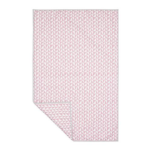 LURVIG - 寵物被舖, 粉紅色/三角形 | IKEA 香港及澳門 - PE749471_S4