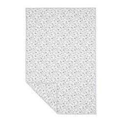 LURVIG - 寵物被舖, 白色/黑色 | IKEA 香港及澳門 - PE749474_S3