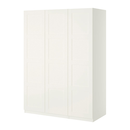 PAX - 衣櫃, 白色/Bergsbo 白色 | IKEA 香港及澳門 - PE402254_S4