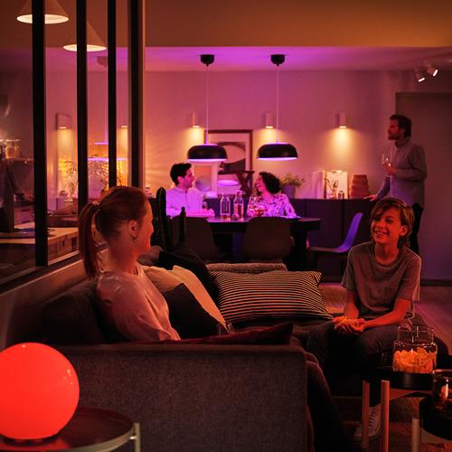 TRÅDFRI - LED燈膽 GU10 345流明, 無線調光 彩色/白光光譜 | IKEA 香港及澳門 - PE749676_S4