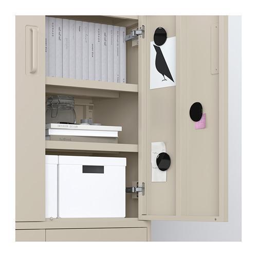 IDÅSEN - cabinet with doors and drawers, beige | IKEA Hong Kong and Macau - PE710214_S4