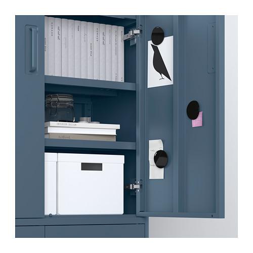 IDÅSEN - cabinet with doors and drawers, blue | IKEA Hong Kong and Macau - PE710216_S4