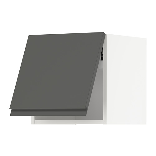 METOD - 橫吊櫃, 白色/Voxtorp 深灰色 | IKEA 香港及澳門 - PE749732_S4