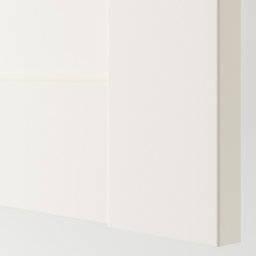 PAX/BERGSBO/VIKEDAL - 衣櫃組合, 白色/鏡面玻璃 | IKEA 香港及澳門 - PE749753_S4