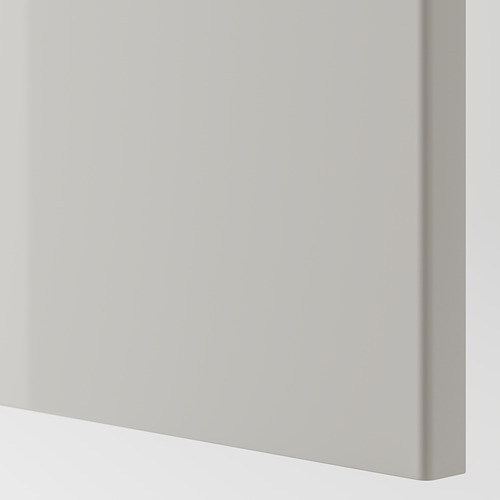 FARDAL/PAX - wardrobe combination, white/high-gloss light grey | IKEA Hong Kong and Macau - PE749757_S4