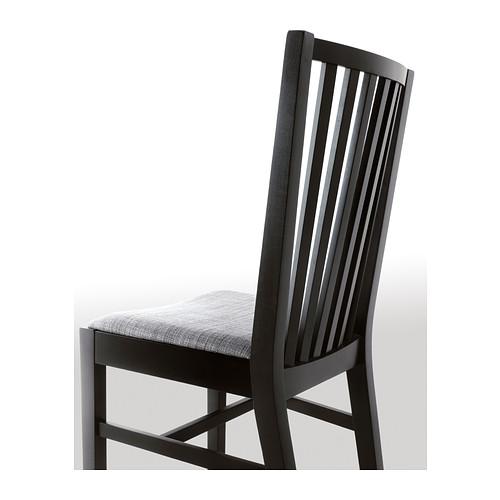NORRNÄS - 椅子, 黑色/Isunda 灰色   IKEA 香港及澳門 - PE402856_S4