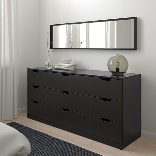 NORDLI - chest of 9 drawers, anthracite | IKEA Hong Kong and Macau - PE660412_S4