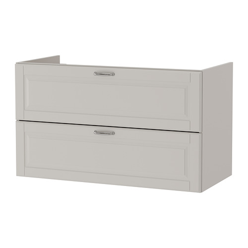 GODMORGON wash-stand with 2 drawers